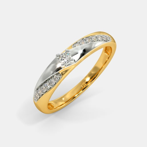 8a23a249bc Rings - Buy 2000+ Ring Designs Online in India 2019 | BlueStone.com