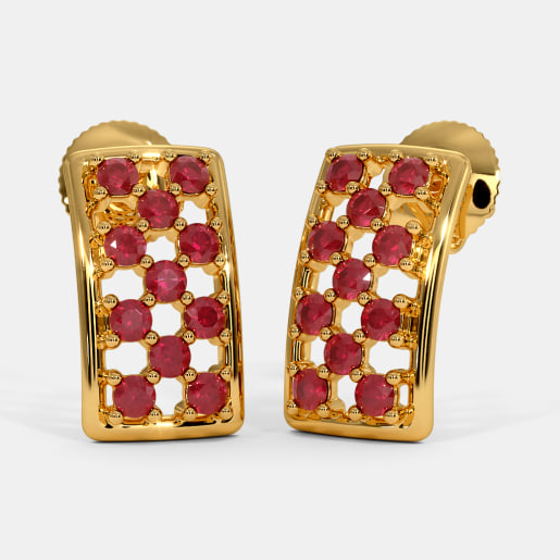 The Aagam Stud Earrings