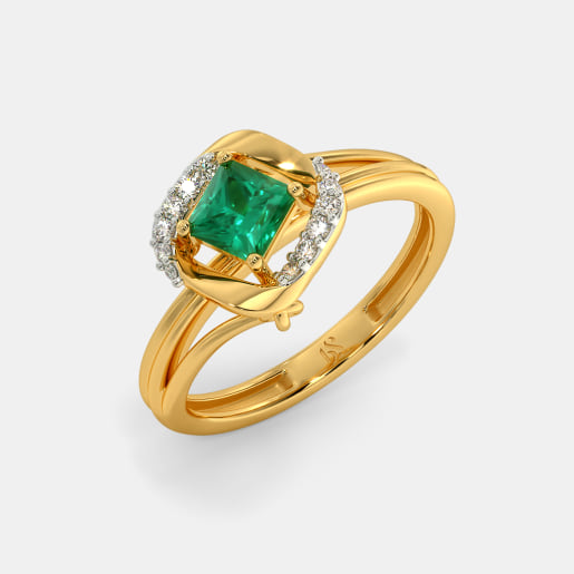 The Demure Ring