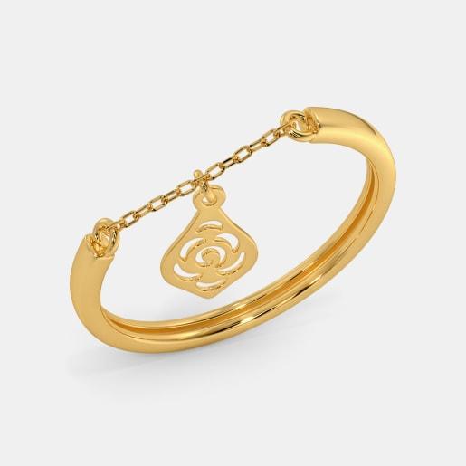 The Rishona Thumb Ring