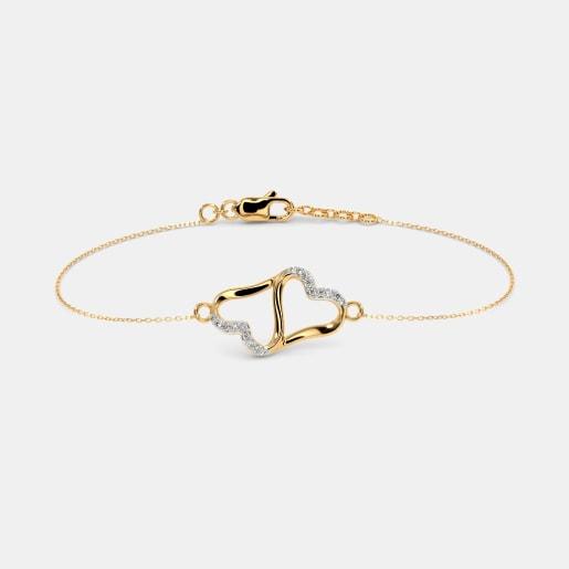 The Anchored Love Bracelet