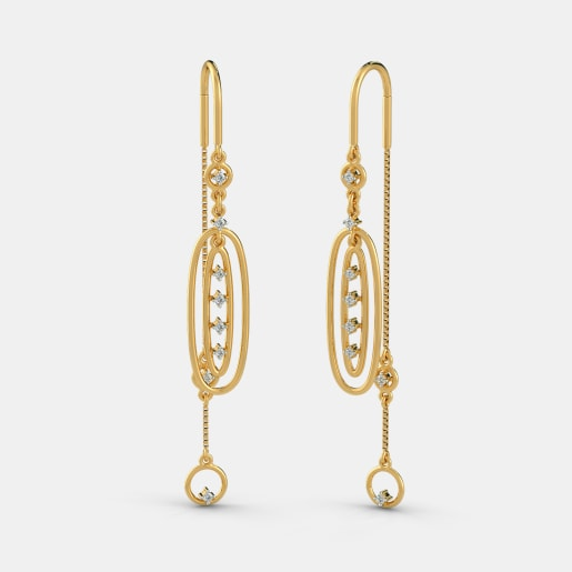 The Ovate Opulence Earrings