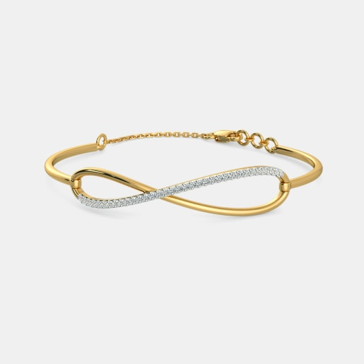 The Layne Oval Bangle