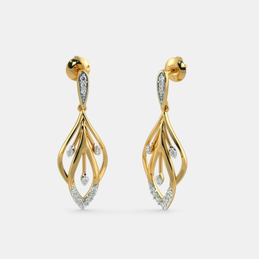 The Madra Drop Earrings