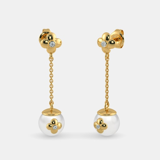 The Trishar Drop Earrings