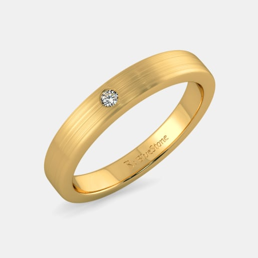 Buy Diamond Engagement Couple Band Ring Designs Online In India 2019