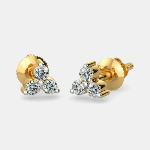 The Three Friends Earrings