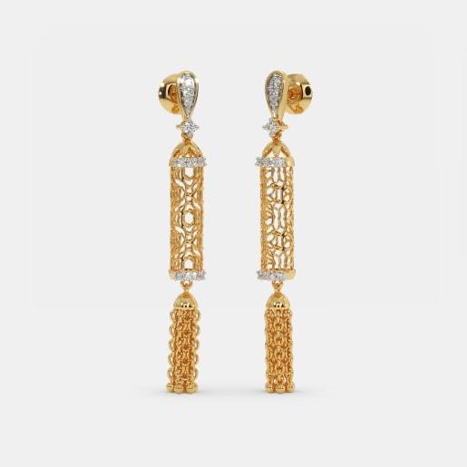 The Isa Drop Earrings