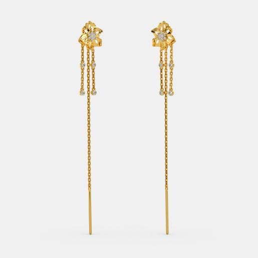 The Dalair Sui Dhaga Earrings