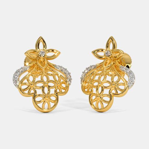 The Relie Stud Earrings