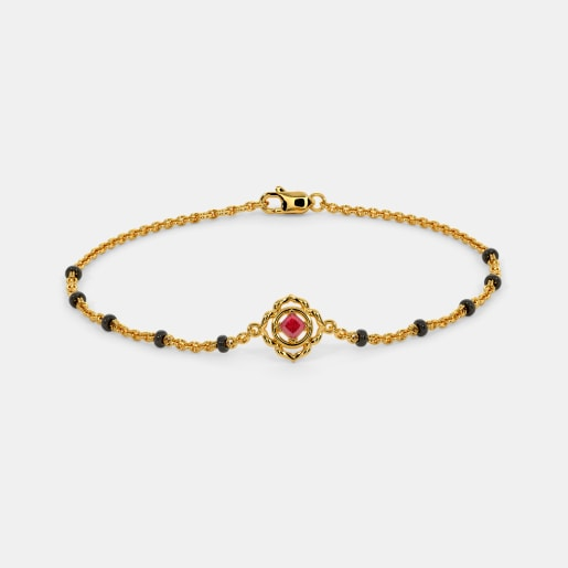 The Elem Mangalsutra Bracelet