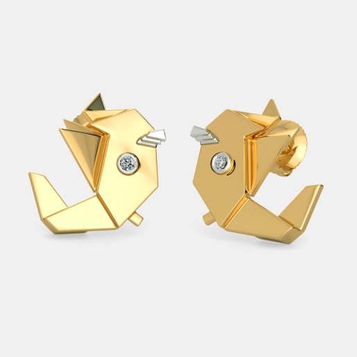 The Gajrup Stud Earrings