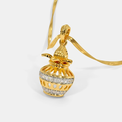 The Suwarna Kalash Pendant