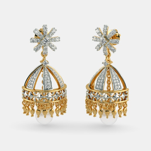 The Shreyasi Detachable Jhumka