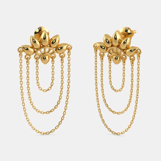 The Desirous Charm Earrings