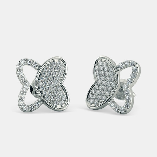 The Poliana Stud Earrings