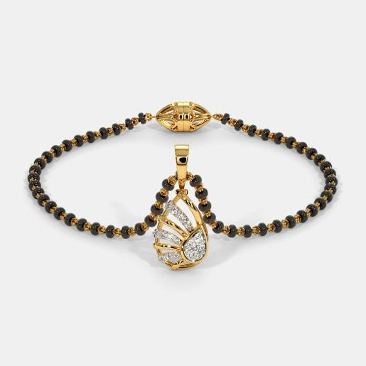 The Zara Mangalsutra Bracelet