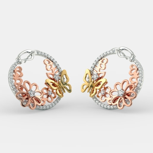The Lynzee Hoop Earrings