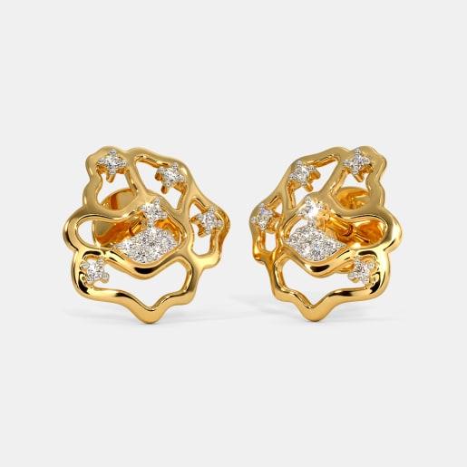 The Hazel Stud Earrings