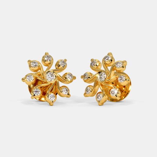 The Ablaa Stud Earrings