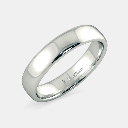 7f8ff8a652823 Platinum Rings - Buy Platinum Ring Designs Online in India 2019 ...