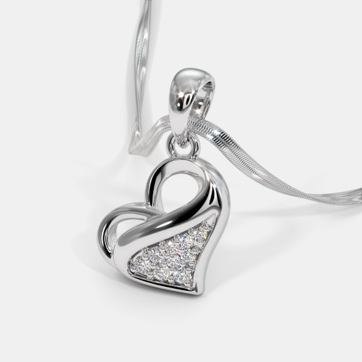 The Evilia Heart Pendant