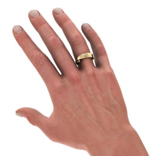 The Ganesha Benevolence Ring