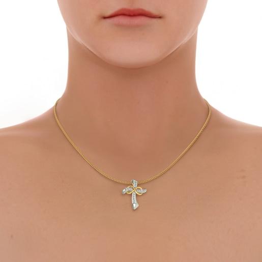 The Jesse Cross Pendant