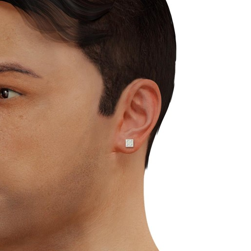 The Homme Earring For Him