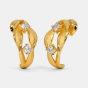 The Abia J Hoop Earrings